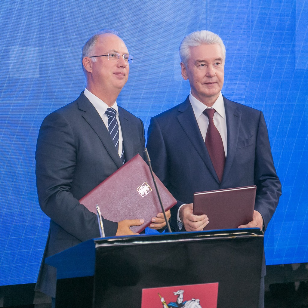 RDIF and Moscow have signed a cooperation agreement during SPIEF-2019