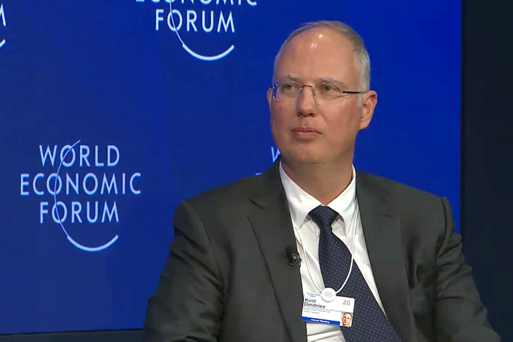 "Kirill Dmitriev participated in panel session ""Strategic Outlook: Russia"" at WEF-2020 in Davos"